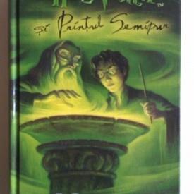 J.K. Rowling - Harry Potter si Printul Semipur (hardcover)