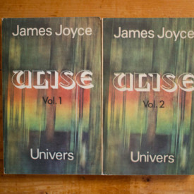 James Joyce - Ulise (2 vol.)