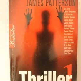 James Patterson (coord.) - Thriller 1 (antologie)