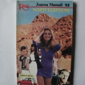 Joanna Mansell - Nopti egiptene