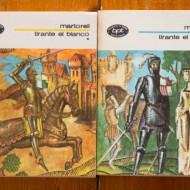 Joanot Martorell, Marti Joan de Galba - Tirante el Blanco (2 vol.)