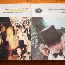 Joaquim Maria Machado de Assis - Memoriile postume ale lui Bras Cubas. Quincas Borba (2 vol.)