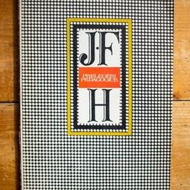 Johann Friedrich Herbart - Prelegeri pedagogice