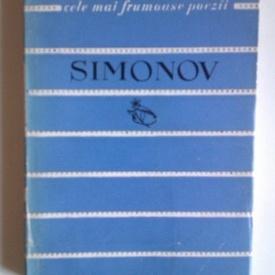Konstantin Simonov - Poezii. Cele mai frumoase poezii