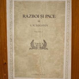 L. N. Tolstoi - Razboi si pace (2 vol.)
