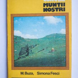 M. Buza, Simona Fesci - Cindrel (colectia Muntii nostri)