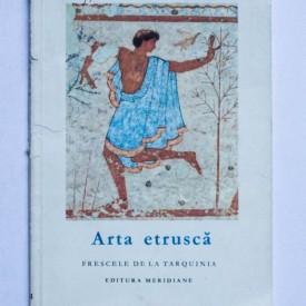 M.-F. Briguet - Arta etrusca. Frescele de la Tarquinia