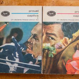 Marcel Proust - Captiva (2 vol.)