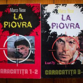 Marco Nese - La piovra (Caracatita 1-2, 3-4)