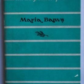 Maria Banus - Poezii. Cele mai frumoase poezii