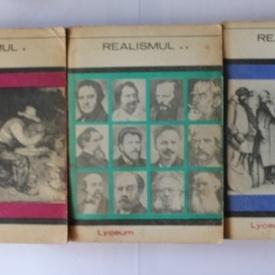 Marian Popa - Realismul (3 vol.)