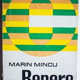 Marin Mincu - Repere