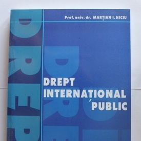 Martian I. Niciu - Drept international public