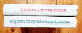 Michel Zevaco - Fausta. Fausta invinsa (2 vol., editie hardcover)