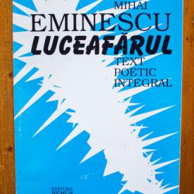 Mihai Eminescu - Luceafarul (text poetic integral)