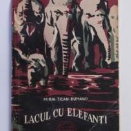 Mihai Tican Rumano - Lacul cu elefanti