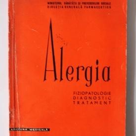 N. Gavrilescu - Alergia (Fiziopatologie. Diagnostic. Tratament)