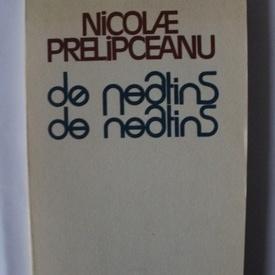 Nicolae Prelipceanu - De neatins de neatins