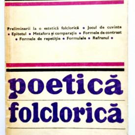 Ovidiu Birlea - Poetica folclorica