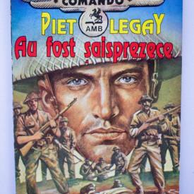 Piet Legay - Au fost saisprezece