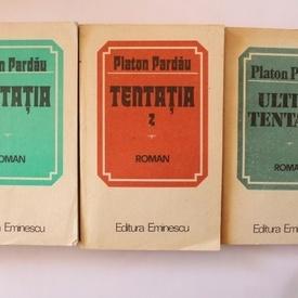 Platon Pardau - Tentatia. Tentatia 2. Ultima tentatie (3 vol.)