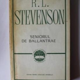 R. L. Stevenson - Seniorul de Ballantrae