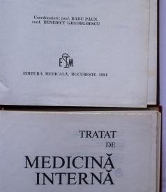 Radu Paun - Tratat de medicina interna. Bolile aparatului digestiv (2 vol., editie hardcover)