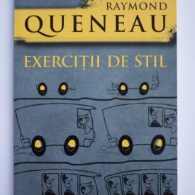 Raymond Queneau - Exercitii de stil