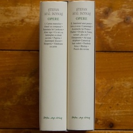 Stefan Aug. Doinas - Opere I-II (2 vol., editie hardcover)