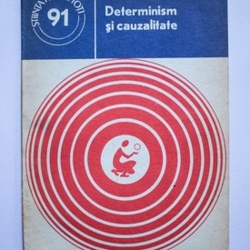 Stefan Celmare - Determinism si cauzalitate