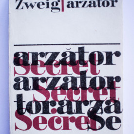 Stefan Zweig - Secret arzator