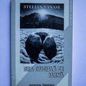 Stelian Tanase - Ora oficiala de iarna