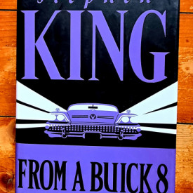 Stephen King - From a Buick 8 (editie hardcover)