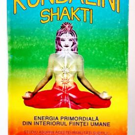 Swami Narayanananda - Kundalini Shakti. Energia primordiala din interiorul fiintei umane