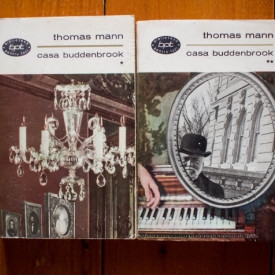 Thomas Mann - Casa Buddenbrook (2 vol.)