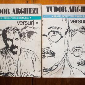 Tudor Arghezi - Versuri (2 vol.)
