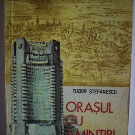 Tudor Stefanescu - Orasul cu amintiri