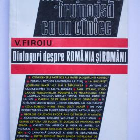 V. Firoiu - Dialoguri despre Romania si romani