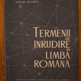 Vasile Scurtu - Termeni de inrudire in limba romana (editie hardcover)