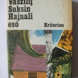 Vaszilij Suksin - Hajnali eso (editie hardcover)