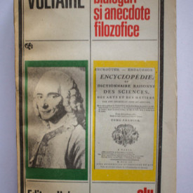 Voltaire - Dialoguri si anecdote filozofice