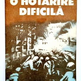 Wilhelm Adam - O hotarare dificila (vol. 2)