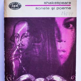 William Shakespeare - Sonete si poeme
