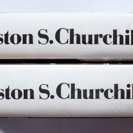 Winston Churchill - A masodik vilaghaboru (2 vol., editie hardcover, in limba maghiara)