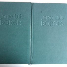 Jorge Luis Borges - Proza completa (2 vol., editie hardcover)