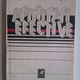 Serban Foarta - Afinitati efective
