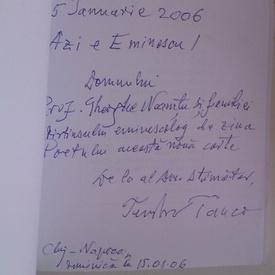 Teodor Tanco - Candva ma voi intoarce acasa (2 volume, cu autograf)
