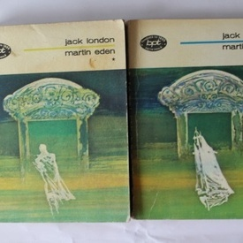 Jack London - Martin Eden (2 vol.)