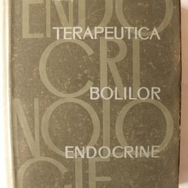 Acad. St.-M. Milcu - Terapeutica bolilor endocrine (editie hardcover)