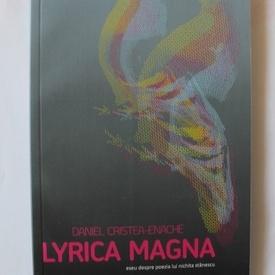 Daniel Cristea-Enache - Lyrica Magna. Eseu despre poezia lui Nichita Stanescu